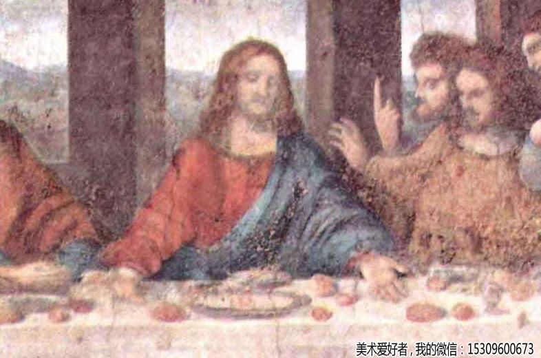 达芬奇名作《最后的晚餐》赏析 附高清图片