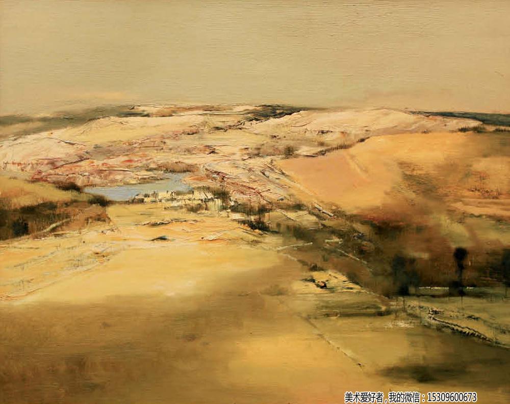 央美风景油画作品
