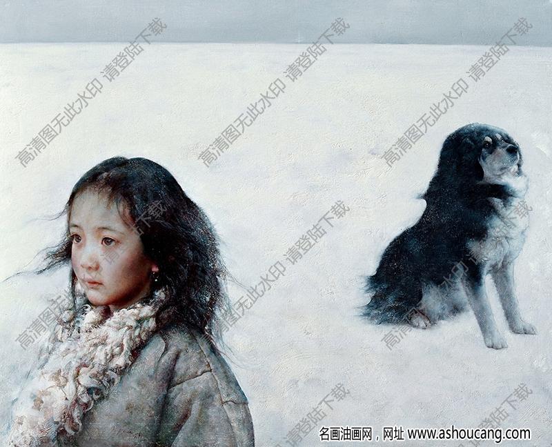 艾轩油画高清图片43下载