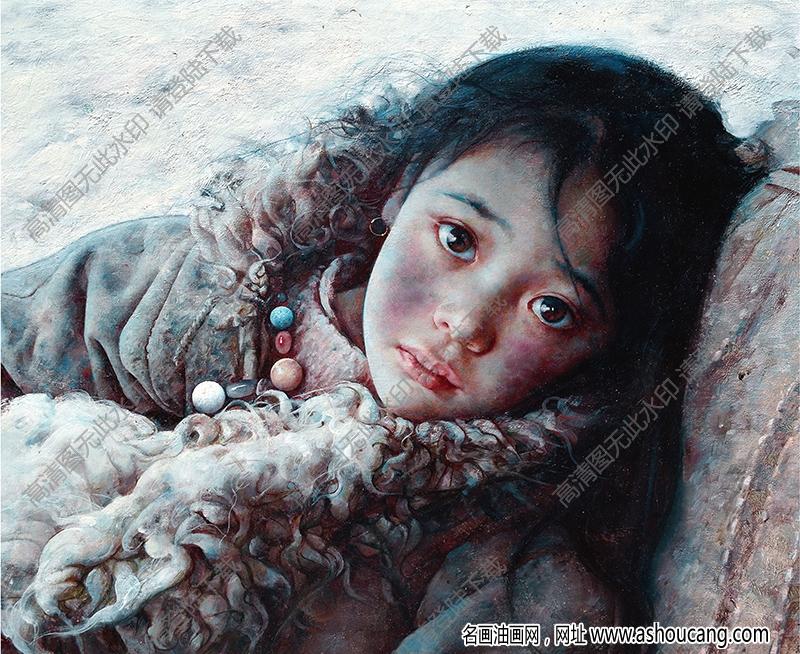 艾轩油画作品高清61下载