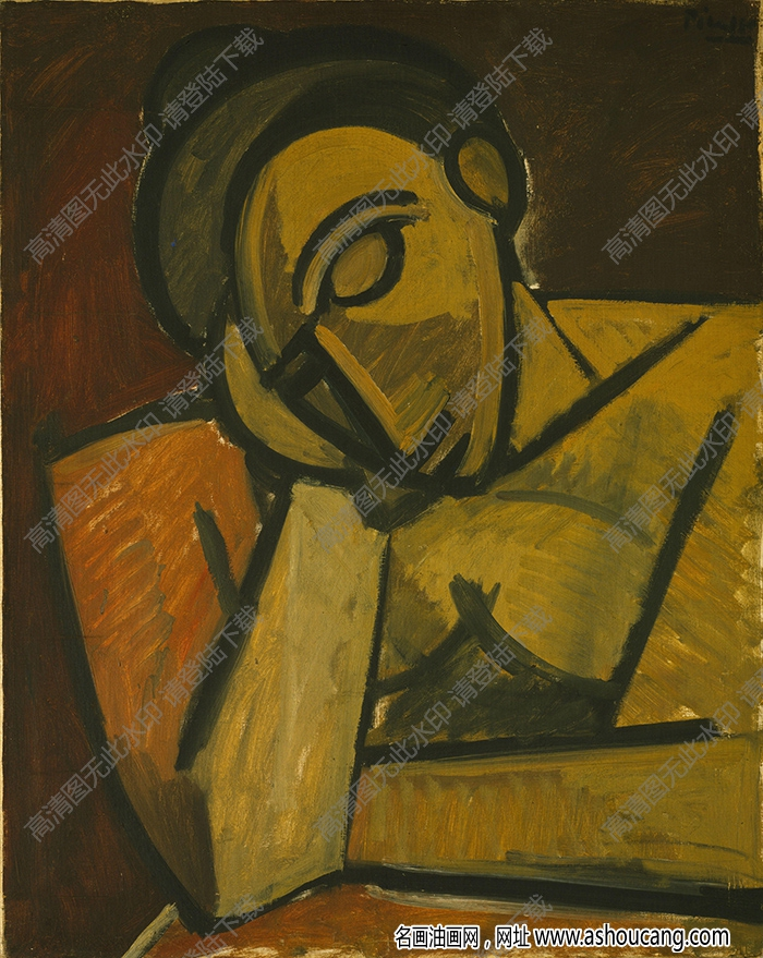 毕加索的画高清大图32下载