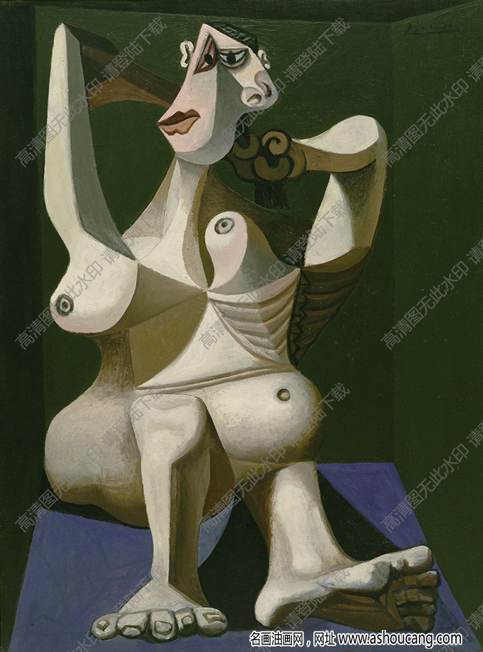 毕加索的画高清大图35下载