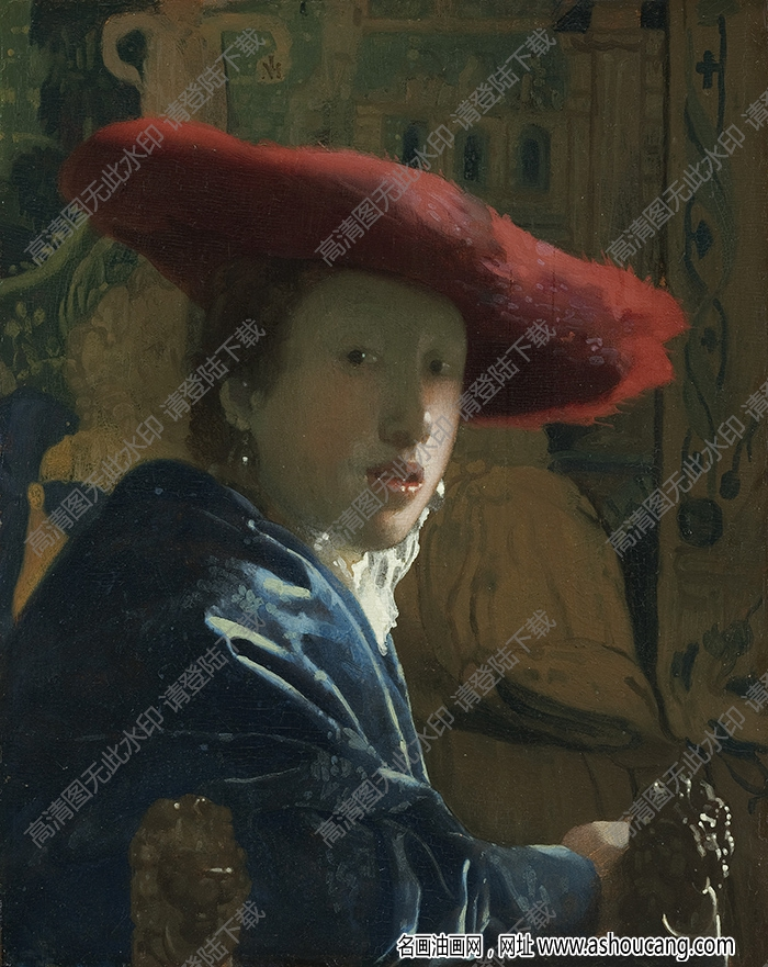维米尔油画作品高清34下载