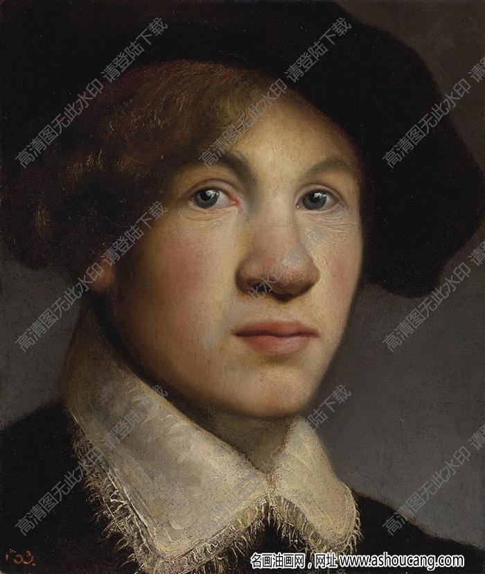 伦勃朗油画作品高清52下载