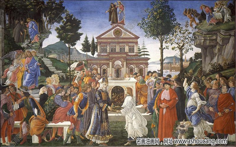 波提切利油画作品高清54下载