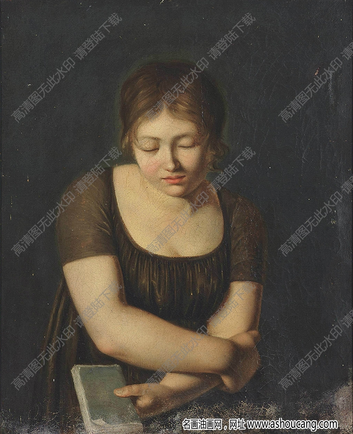 安格尔油画作品高清9下载
