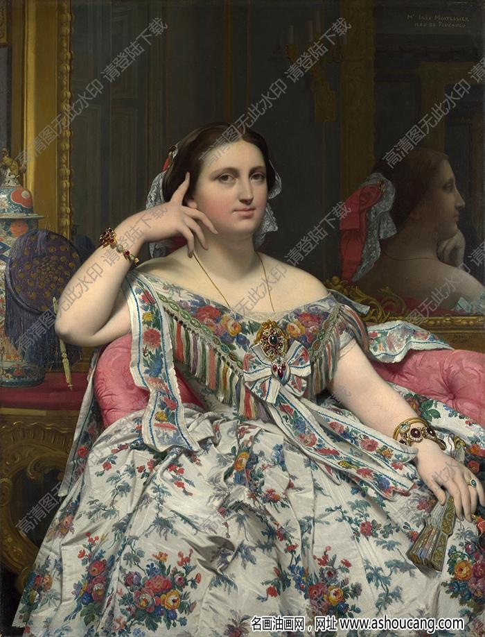 安格尔油画作品高清18下载
