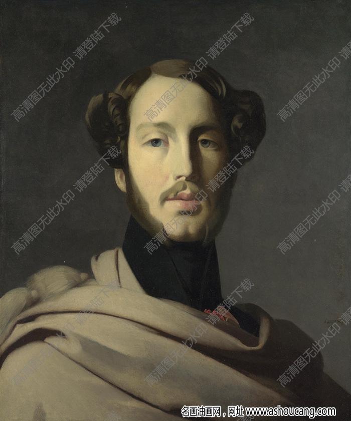 安格尔油画作品高清33下载