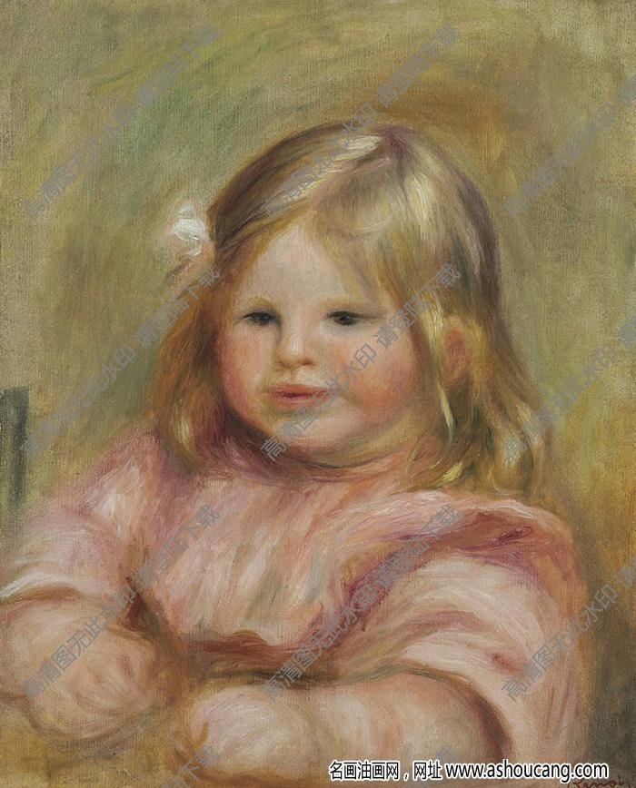 雷诺阿油画作品高清31下载