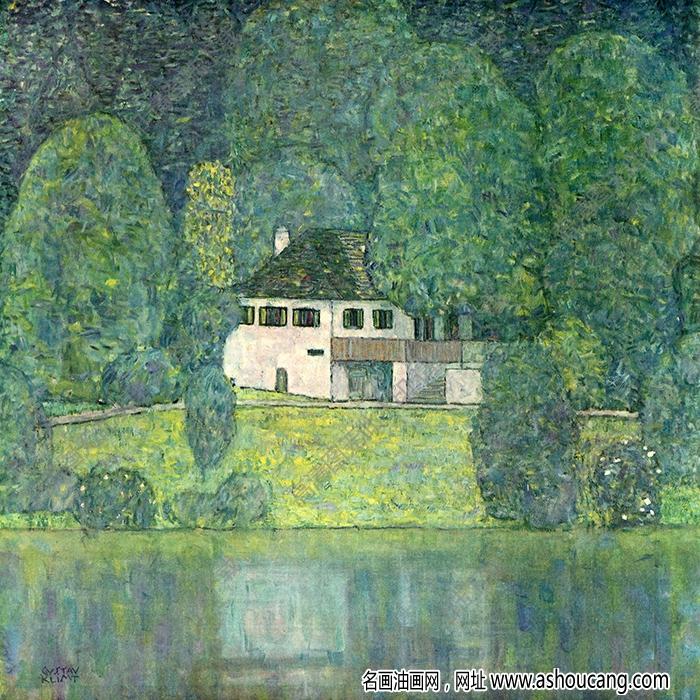 克里姆特油画作品高清76下载