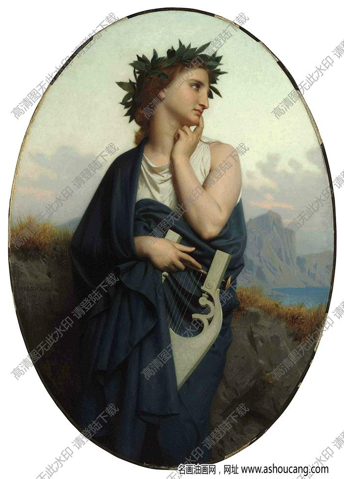 布格罗油画作品高清76下载
