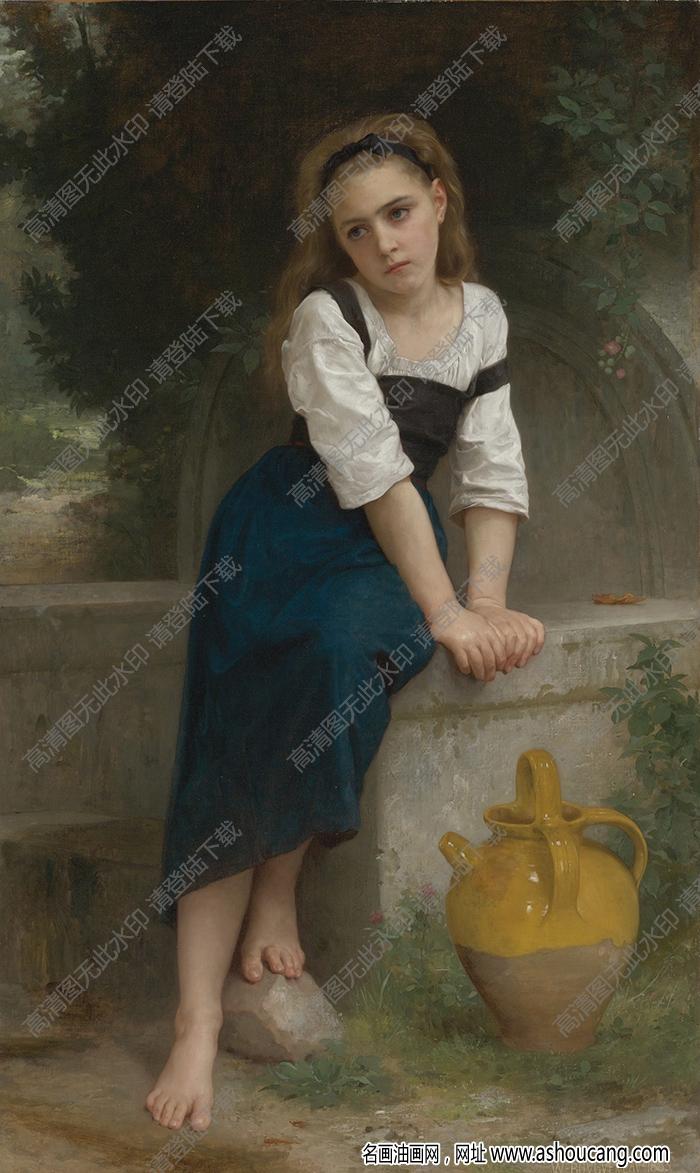 布格罗油画作品高清80下载