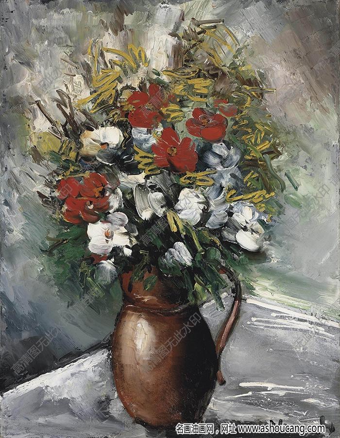 弗拉曼克油画作品高清11下载