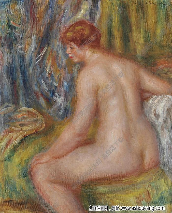 雷诺阿油画作品78高清下载