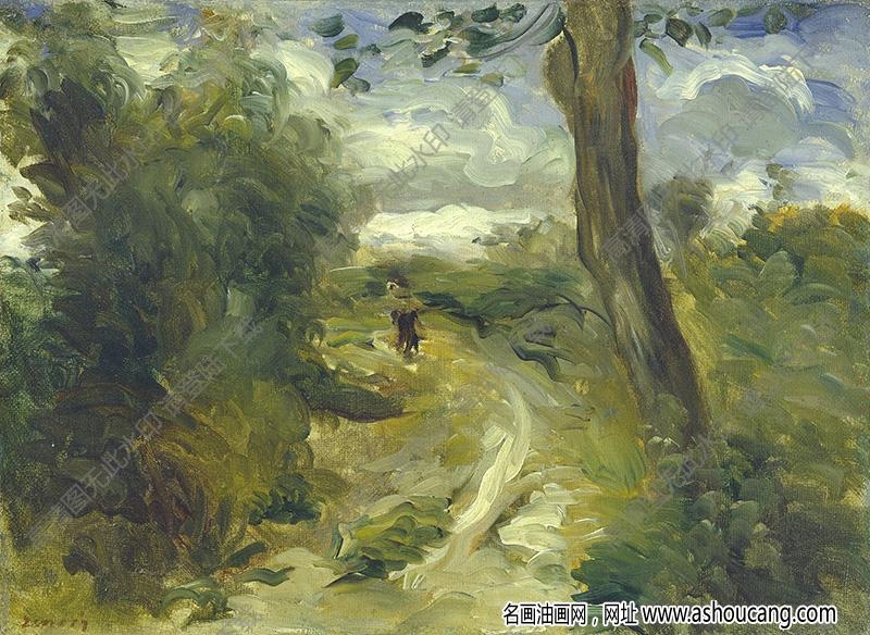 雷诺阿油画作品88高清下载