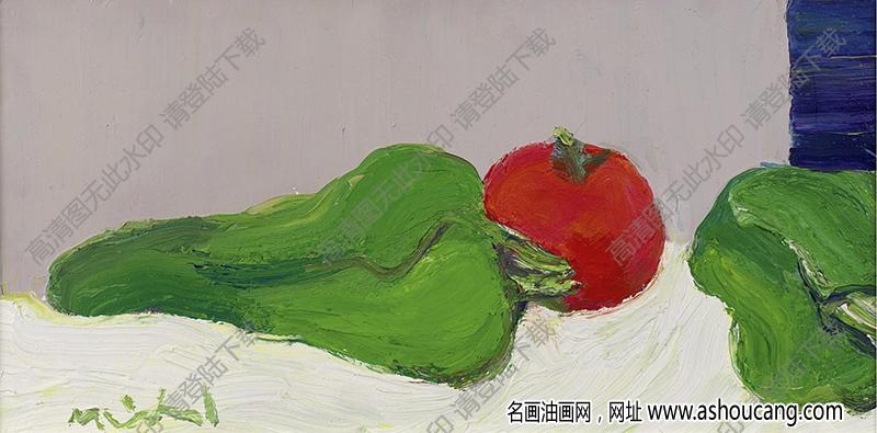 罗杰穆尔油画13高清图片下载