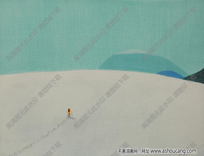 萨拉路吉油画作品16高清下载
