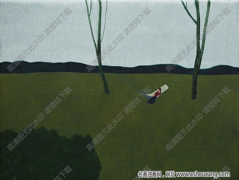 萨拉路吉油画作品22高清下载