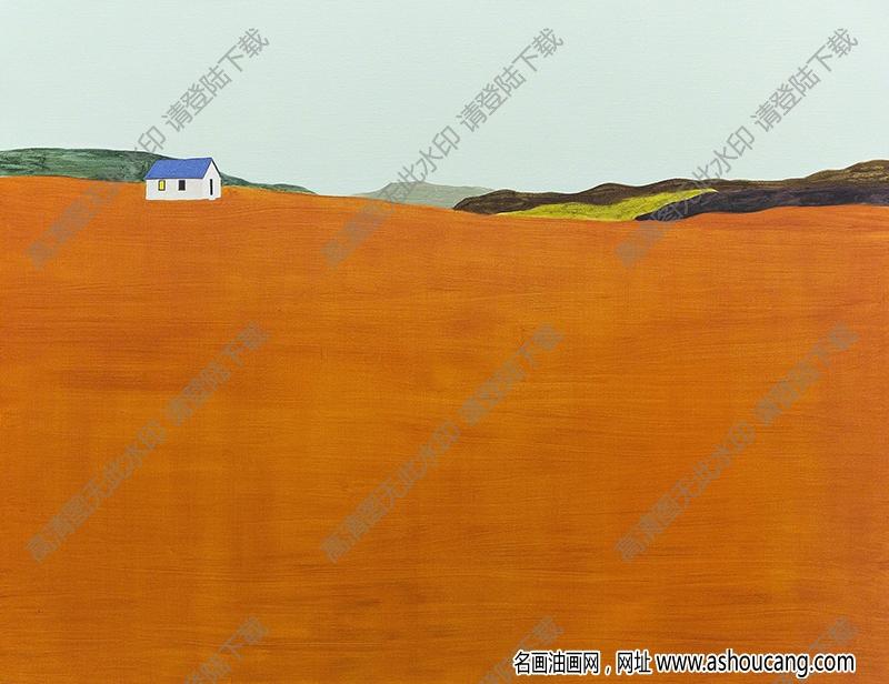 萨拉路吉油画作品25高清下载