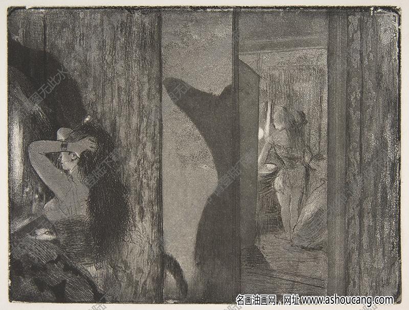 徳加素描3高清图片下载