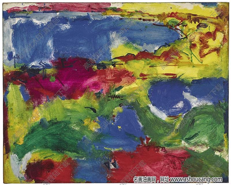 霍夫曼油画作品91高清下载